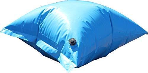 Well2wellness® Pe Deluxe Cuscino, Cuscino Invernale e Poolkissen per Piscina Telone – ora con Nuovo Top-Ventil