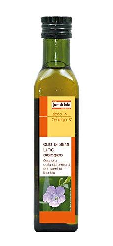 Fior di Loto Olio di Semi di Lino – 250 ml