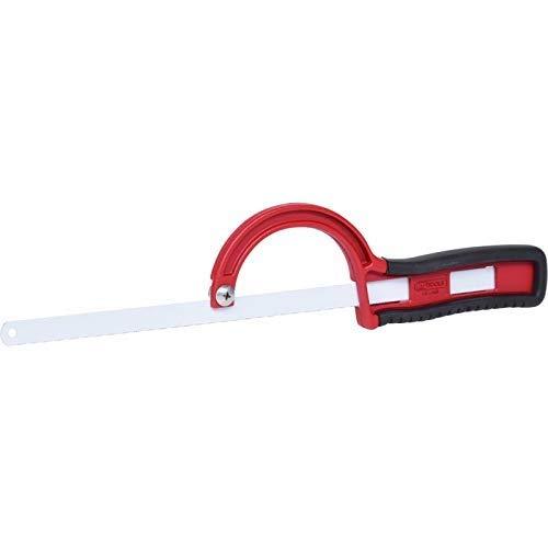 KS Tools 907.2125 Archetto per Seghetto in Metallo Manovrabile con Una Sola Mano, 300 mm