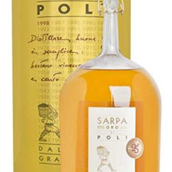 """Sibona -"""" Riserva Armonia di Langa"""" distillato d'uva 70 cl ast. legno"""