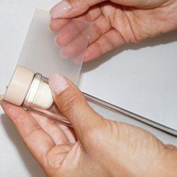Silkfactory – Parafilm, pellicola di chiusura extralarge 10 x 5 cm per sigillare, incollare, isolare diversi tipi di bottiglie o contenitori, 5 metri
