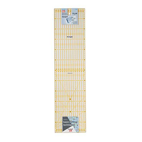 Prym 611308  Regolo universale 15 x 60 cm angolo