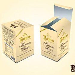 Noberasco Bio Castagne – cartoncino scorta da 8 sacchettini da 35g-Castagne bio pelate morbide