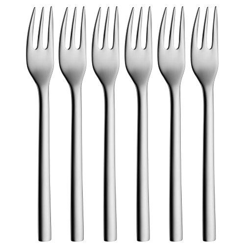 WMF, Set di forchette da Dolce da 6 Pezzi 1291666046