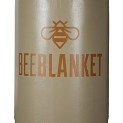 Powerblanket bb200-uk isolato riscaldatore drum, Honey Bee Barrel riscaldamento coperta, fisso termostato regolato per mantenere 43gradi C, 200l, antracite