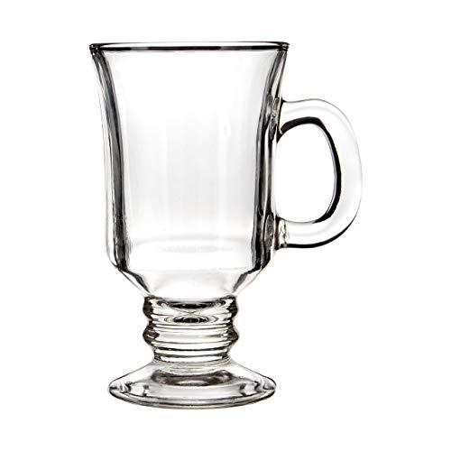 Premier Housewares 1405262 – Set di 4 bicchieri Irish Coffee 2