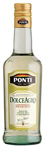 Ponti Dolceagro Condimento Delicato, T6 – 6 Bottiglie
