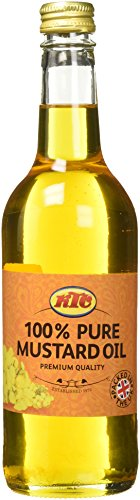 KTC Olio di Senape – 3 pezzi da 500 ml [1500 ml]
