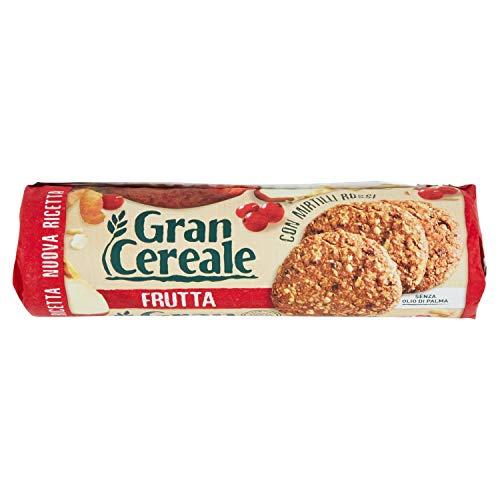 Mulino Bianco Biscotti Buongrano, Colazione Ricca di Fibre e Gusto – 350 gr
