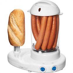 Clatronic HA-HOTDOG-13 HDM 3420 Macchina per Hot Dog, 380 W, Plastic