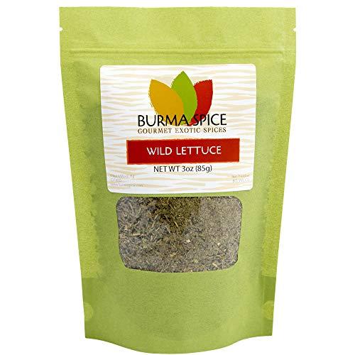 Burma Spice basilico essiccato lascia alle erbe condimento kosher (3 once)
