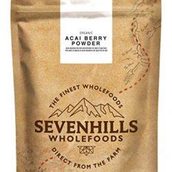 Sevenhills Wholefoods Polvere Di Acerola Cruda Bio 250g