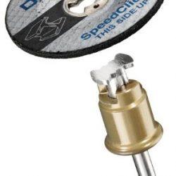 Dremel SC541 Disco per Smerigliatura, 38 mm
