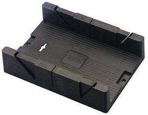 Draper 55076 – Mega scatola per sega per tagli obliqui, 325 x 180 x 60 mm