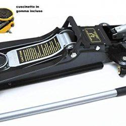STARKEMUNICH CRIC Sollevatore Idraulico A Carrello RIBASSATO Professionale 3 TON 3000 kg