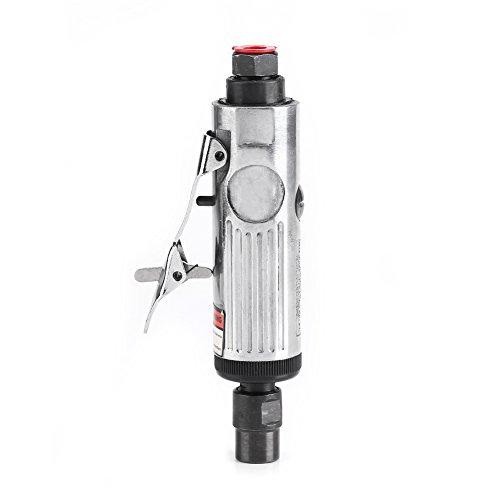 """Smerigliatrice pneumatica, 1/4 """" Tagliare lo strumento pneumatico di pulizia della smerigliatrice della lucidatrice della smerigliatrice angolare pneumatica,(#1)"""