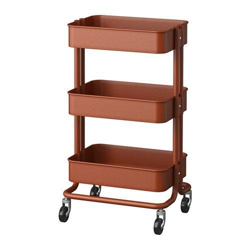 Ikea Raskog–Trolley–Rosso 2