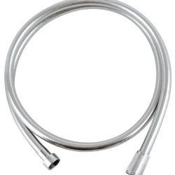 Grohe 27505000 Flessibile Doccia Antitorsione Twistfree, 0 W, Cromo, 1500 mm