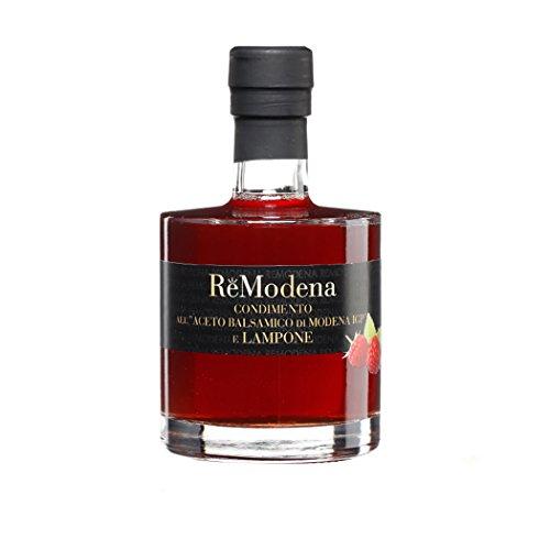 Condimento all'Aceto Balsamico di Modena IGP e Lampone 250ml