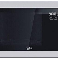 Beko MGB 25332 BG Incasso 25L 900W Nero, Acciaio inossidabile forno a microonde