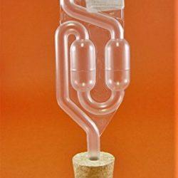 TAPPO SUGHERO CON FORO 34/24mm + GORGOGLIATORE – Tappi di Vino della casa   Fermentazione   per Damigiana   per Barriques   per damigiane di vino   Lievito di Vino   Prodotti Enologici