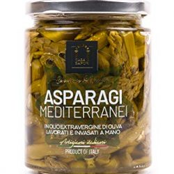 Bianco asparagi extra 6–8pezzi–Premium Product from Navarra Spagna