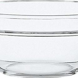 ARC E9218 Coppa Vetro Temperato Impilabile, 17 cm