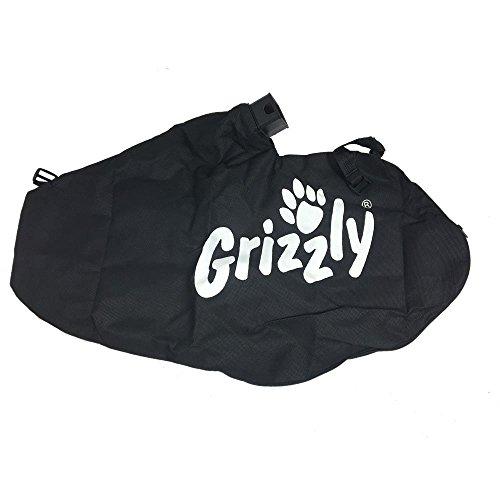 Grizzly Sacco di Raccolta con Supporto per Aspiratore/Soffiatore Elettrico Grizzly ELS 2614 – 2 e