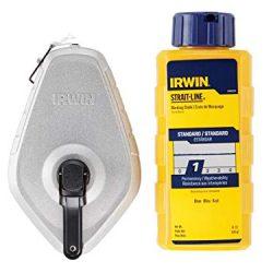 Irwin 10507683 Set Tracciatore in Alluminio