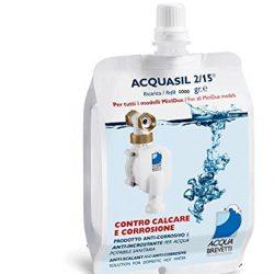 Acquabrevetti ACQUASIL 2/15® Liquido in sacca da 1000 gr per pompe dosatrici MiniDUE