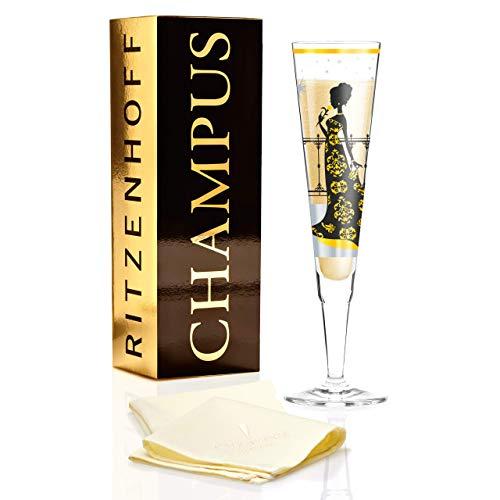 RITZENHOFF, Calice da Champagne