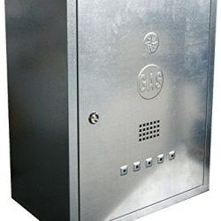 MISTERMOBY CASSETTA CONTATORE GAS / METANO ACCIAIO ZINCATO 70x40x25 CM +RESISTENTE, IL TOP