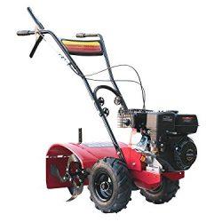 Varan Motors 93020 Motocoltivatore termico 6,5 CV larghezza di lavoro 50 cm ruote sterrato