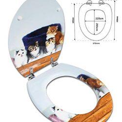 Homemaxs Scopino per WC in Acciaio Inossidabile Extra Lungo 2