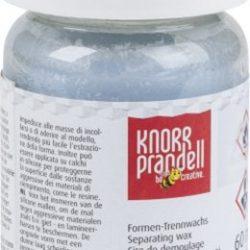 KnorrPrandell 1 FLACONE da 60 ML di Cera DISTACCANTE per FORMINE STAMPI in Silicone 2