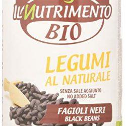Sottolestelle Fagioli Neri Italiani – 6 confezioni da 400gr – Totale  2.4 kg