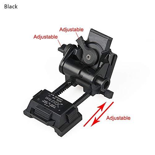 Boyang CNC PVS15/18 – Supporto per Occhiali per Visione Notturna L4G24 NVG