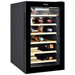 Candy DiVino CWC 021 ELSP Cantinetta vino compatta 21 bottiglie elettronica