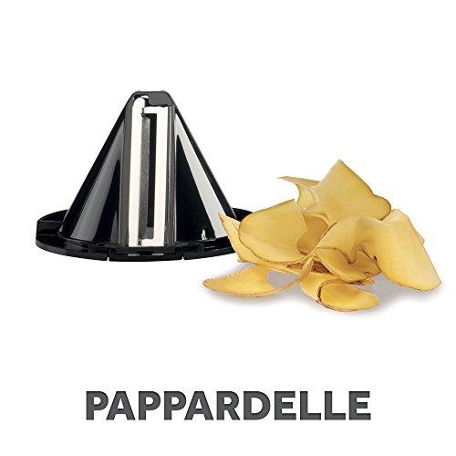 ZWILLING 32576231 – Affilacoltelli con Manico in plastica, Colore: Nero