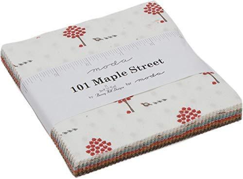 28pcs spessore 1.4mm morbido tessuto in feltro, colori assortiti feltro da cucire e quadrati gioielli fai da te non tessuto patchwork