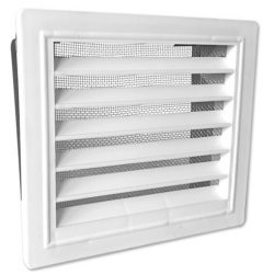 Upmann 50167 – Griglia di ventilazione in plastica