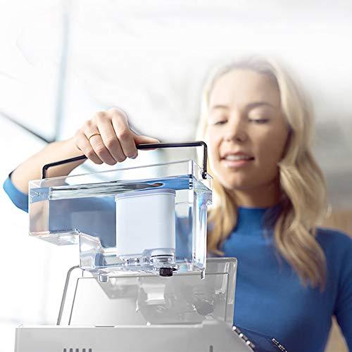 Filtro Acqua per Macchina Caffè, Filtro Acqua Anticalcare CA6903 Aquaclean Filtro Acqua per Macchina da Caffe Philips e Saeco (2 Pezzi) 7