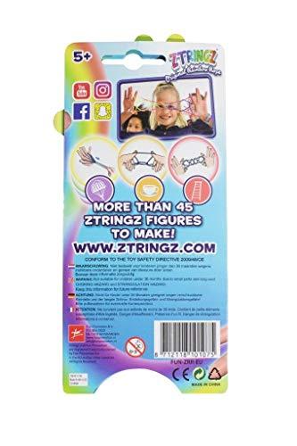 Grandi Giochi- Ztringz Original Rainbow Rope, 00244 6