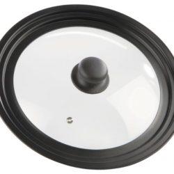 GSW 411400 – Coperchio Universale, Adatto a pentole e padelle con Ø 24-26-28 cm
