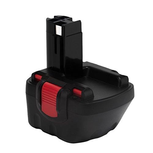 Exmate Ni-MH 12V 3,5Ah Sostituire Bosch Batteria Trapano per Bosch BAT043 BAT045 BAT120 BAT139 2607335542 2607335526 2607335274 2607335709 GSR 12-2 12VE-2 PSR 12 GSB 12VE-2 22612 23612 32612