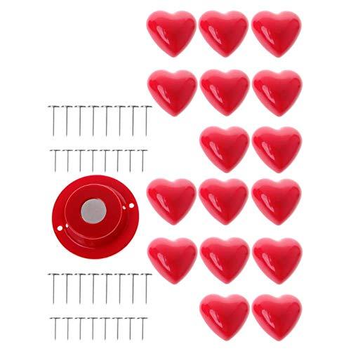 CHUANG Coperte Copripiumino Fissaggio Clip Letto Copripiumino Supporto per separatore Magnetico Set 8 Pezzi per Set