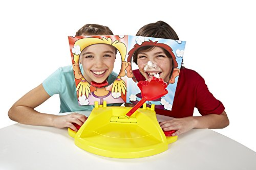 Hasbro Giochi C0193100–Pie Face duello Gioco, Party 7
