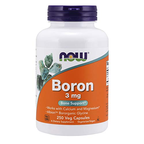 Life Extension Boron 3 Mg 100 vegetarian capsules by Life Extension