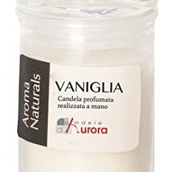 Candele D'Aurora Dafne Candela Profumata in Giara, Cera, Avorio, 6.1×6.1×11.7 cm 2