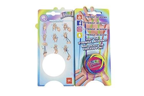 Grandi Giochi- Ztringz Original Rainbow Rope, 00244 3